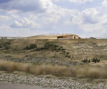 Snøhetta remporte le concours pour la Theodore Roosevelt Presidential Library
