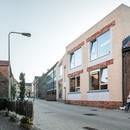 Bovenbouw Architectuur École maternelle à Edegem Belgique