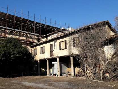 Piuarch récupération de la Cascina Sella Nuova de Milan