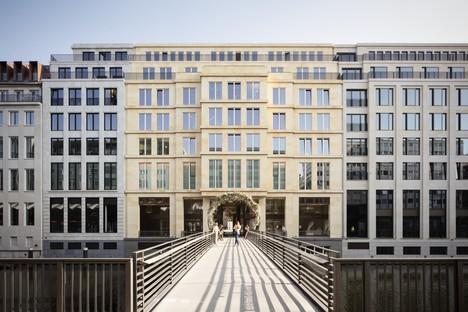 gmp réalise une rénovation en plein cœur d'Hambourg : Alter Wall 2-32