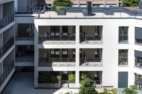 Lombardini22 QUID Quintiliano District social housing à Milan