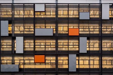 Kruchin Arquitetura nouveau bâtiment et parking de l'UDF University Center de Brasilia