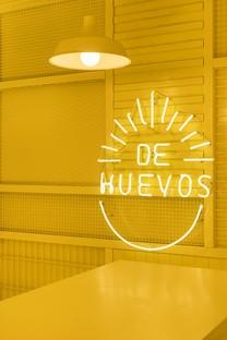 Mexico De Huevos nouveau concept gastronomique de Cadena Concept Design