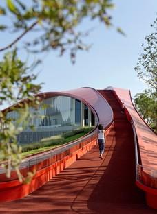 Powerhouse Company Loop of Wisdom une nouvelle icône pour Chengdu