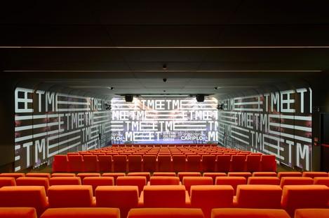 Carlo Ratti Associati et Italo Rota MEET Digital Culture Center Milan