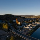 Snøhetta imagine des espaces de travail durables pour la Powerhouse de Telemark