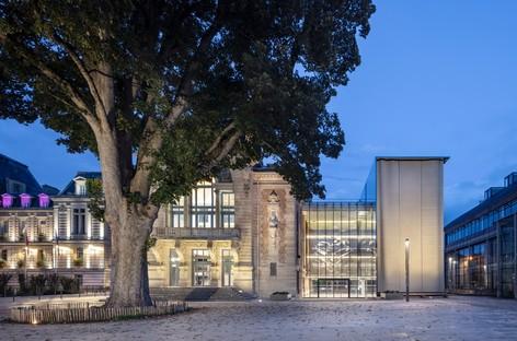OPUS 5 Architectes Théâtre Legendre à Évreux