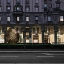 P+F Parisotto + Formenton Architetti re-design Galleria Bolchini Milan