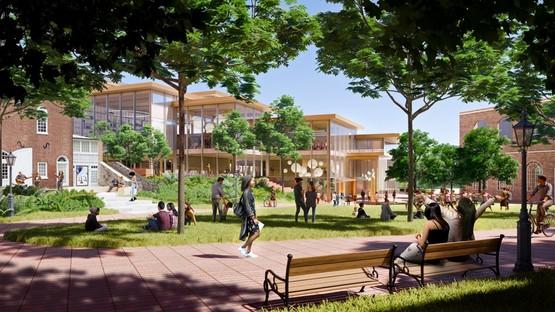 BIG imagine The Village - Hopkins Student Center Baltimore