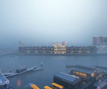 MAD Architects FENIX Museum of Migration lancement des travaux à Rotterdam