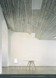 Les vainqueurs de Architetto italiano 2020 et Giovane Talento dell'Architettura italiana