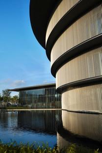Tadao Ando He Art Museum HEM à Shunde Guangdong