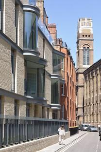 Projet VI Castle Lane : DROO Architecture revisite le bow-window londonien