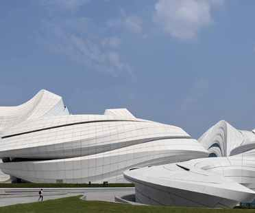 Patrik Schumacher pour The Architects Series - A documentary on: Zaha Hadid Architects