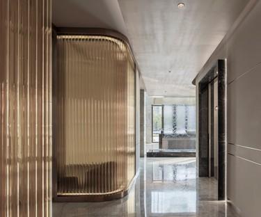 Marco Piva Huzhou Club Center Chine