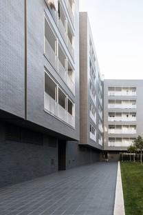 Alvisi Kirimoto Viale Giulini Affordable Housing HLM à Barletta