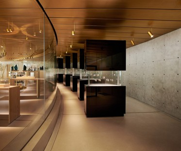 BIG Bjarke Ingels Group Musée Atelier Audemars Piguet Le Brassus