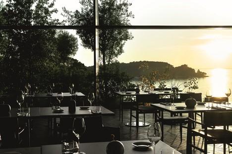 Lissoni Casal Ribeiro Design d'intérieur du Grand Park Hotel Rovinj Croatie