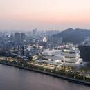 gmp Architekten von Gerkan, Marg und Partner a livré le Zhuhai Museum en Chine