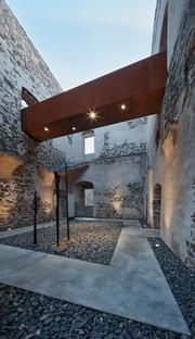 Atelier-R rénove et restaure le château d'Helfštýn en République tchèque