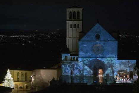 MC A Mario Cucinella Architects le projet de «Il Natale di Francesco » à Assise