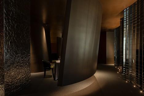 AD Architecture réalise Gentle L, le nouveau restaurant de Léon Li et du chef Alan Yu