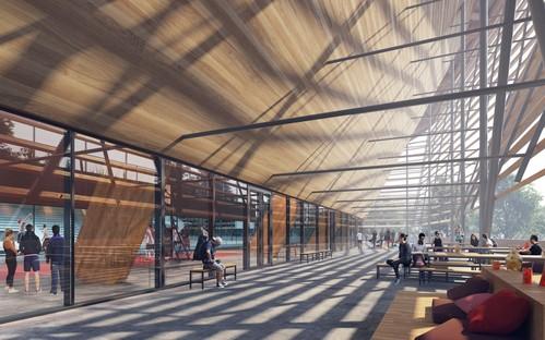 VenhoevenCS + Ateliers 2/3/4/ Centre Aquatique pour les Jeux Olympiques Paris 2024