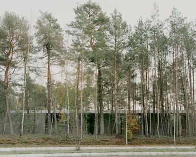KAAN Architecten Loenen Pavilion un bâtiment commémoratif en harmonie avec la nature