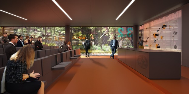 CRA-Carlo Ratti Associati nouveau campus scientifique de l'Université publique de Milan