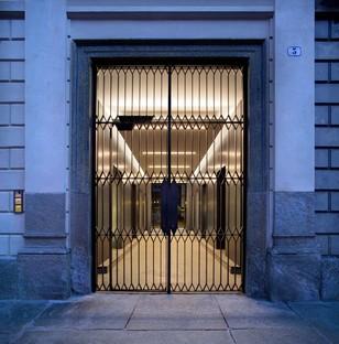 DAP studio nouvelle résidence universitaire Palestro 3 Turin