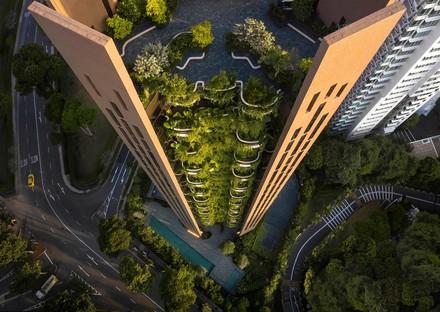 Les vainqueurs du CTBUH Best Tall Building Award 2021