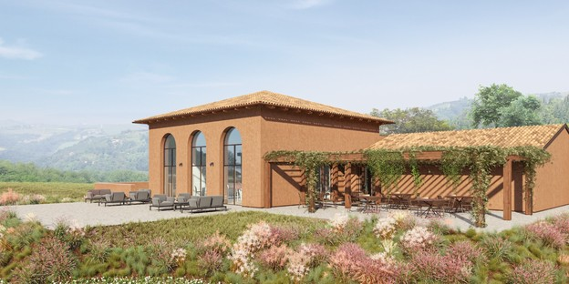 GaS Studio avec Parisotto+Formenton Architetti : Casa di Langa, resort durable