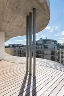 Berger Parkkinen Architects Der Rosenhügel housing à Vienne