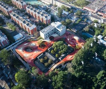 MAD Architects YueCheng Courtyard Kindergarten Pékin