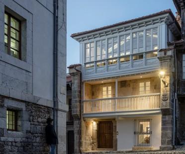 GARCIAGERMAN Arquitectos Comillas House en Cantabrie Espagne