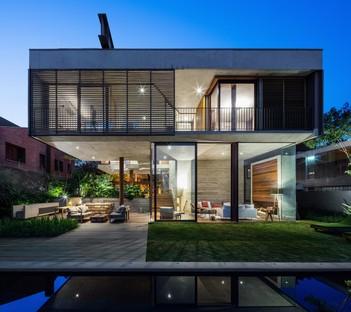 UNA Arquitetos Fernanda Barbara et Fabio Valentim House Villa Lobos São Paulo Brésil
