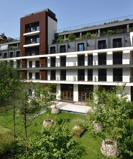 Vudafieri-Saverino Partners nouvel hôtel Milano Verticale UNA Esperienze