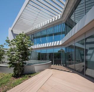 Giuseppe Tortato Architetti nouveau siège Sandvik à Milan