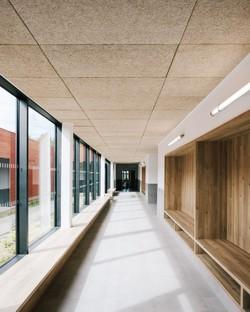 Vallet de Martinis Architectes deux nouvelles écoles à Noyon France