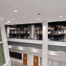 nEmoGruppo intérieur pour les bureaux du département cyber security de la Nyu Abu Dhabi