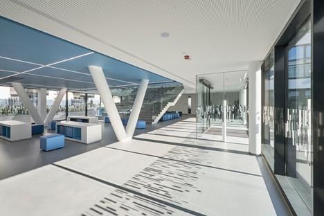 .Megatabs .BORG une école durable et à haute efficacité énergétique pour Oberndorf