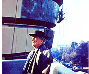 Frank Lloyd Wright : from within outward - exposition au Guggenheim de New York
