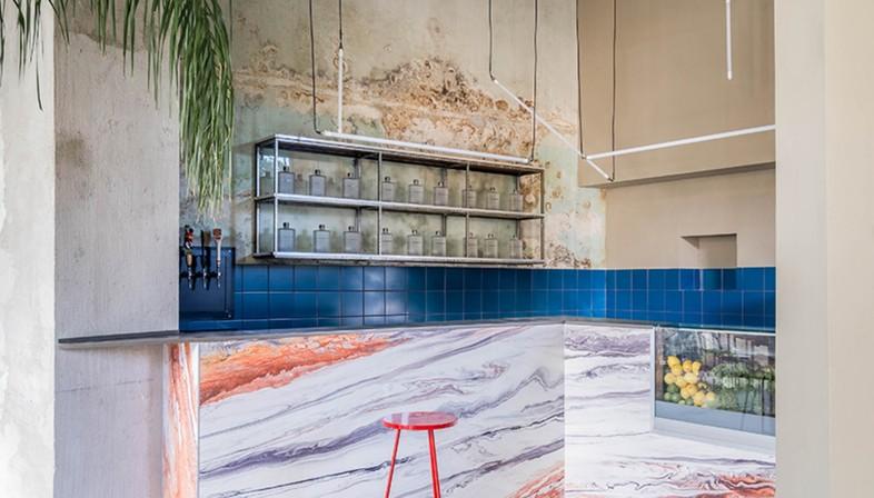 Studiotamat un restaurant tendance pour Rome Tre de tutto