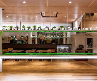 Superlimão dessine un nouveau restaurant cosy à São Paulo, Basilicata Trattoria