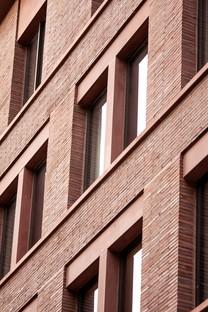 Le projet résidentiel de David Chipperfield Architects au 11-19 Jane Street de New York a été livré