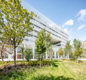 Ferrier Marchetti Studio Paris Region Headquarters à Saint-Ouen France