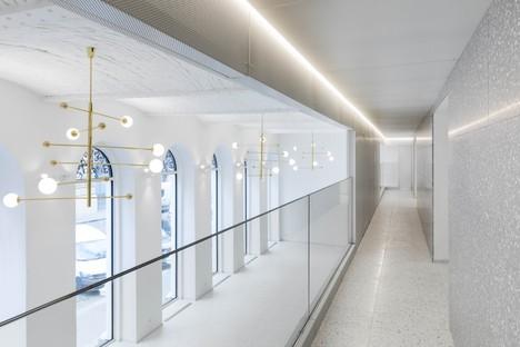 Transformer l'existant deux projets de MEGATABS à Vienne