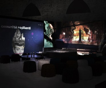 Comunità Resilienti le Pavillon Italie à la Biennale de Venise