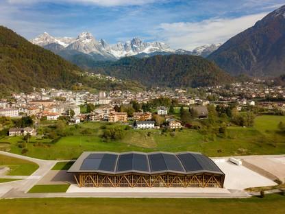 Palaluxottica de Studio Botter et Studio Bressan remporte le Premio Architettura Città di Oderzo