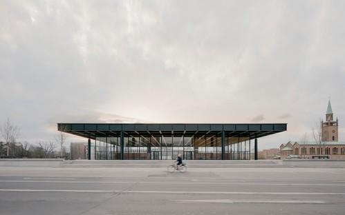 David Chipperfield Architects pour la Neue Nationalgalerie de Ludwig Mies van der Rohe